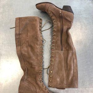 Jeffery Campbell JOE lace up boots